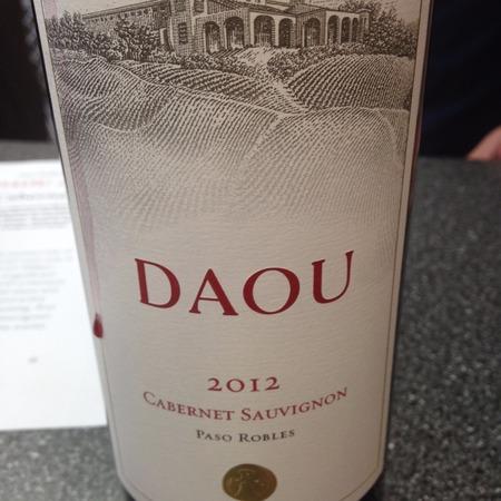 Daou Vineyards Paso Robles Cabernet Sauvignon 2016
