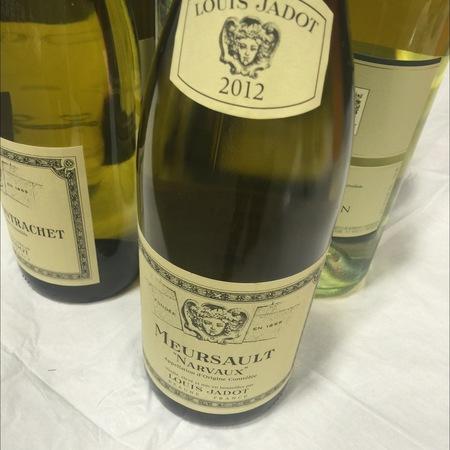 "Louis Jadot ""Narvaux"" Meursault Chardonnay 2012"