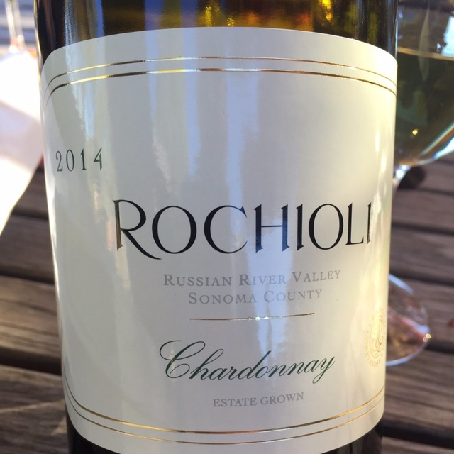 Estate Grown Russian River Valley Chardonnay 2014