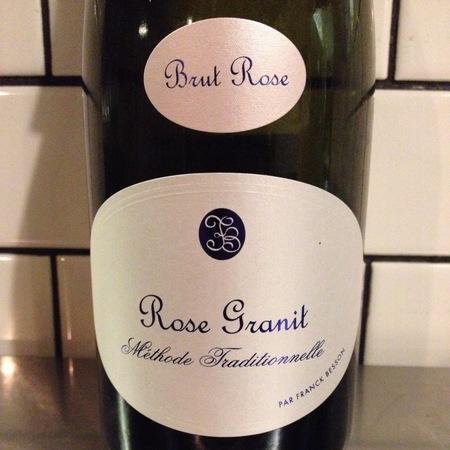 Franck Besson Rose Granit Gamay Rosé