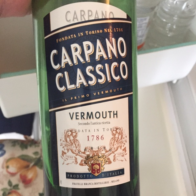 Carpano Classico Vermouth NV (375ml)