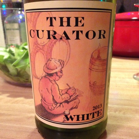 A.A. Badenhorst Family Wines The Curator Chenin Blanc Blend 2016