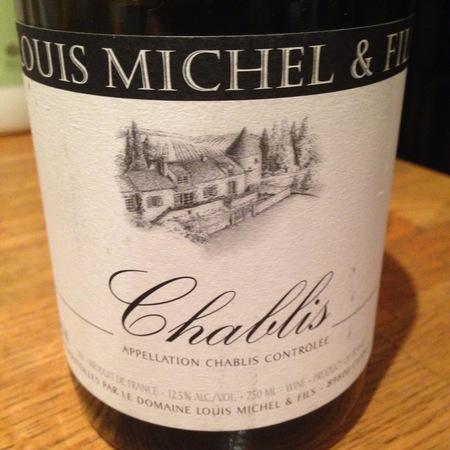 Domaine Louis Michel Chablis Chardonnay 2014