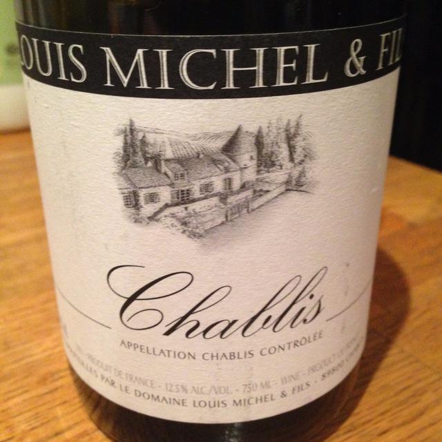 Chablis Chardonnay 2014