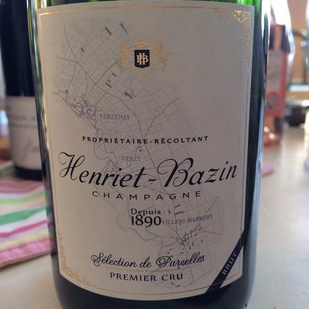 D. Henriet-Bazin Brut Sélection de Parcelles 1er Cru Champagne Blend NV