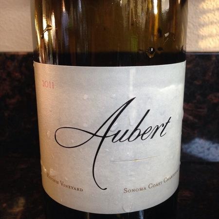 Aubert Ritchie Vineyard Chardonnay 2011