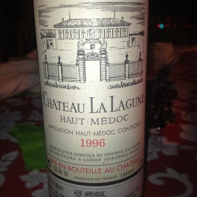 Haut-Médoc Red Bordeaux Blend 1996