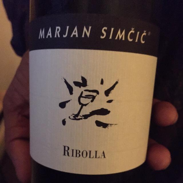 Ribolla Gialla 2013