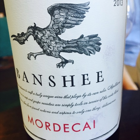 Banshee Mordecai Proprietary Red Blend 2014