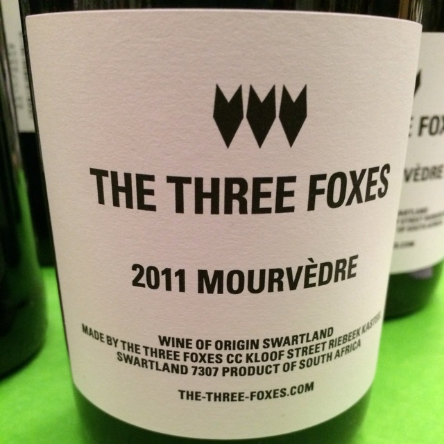 Mourvedre 2011