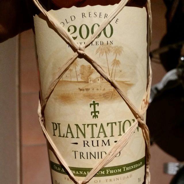 Old Reserve Trinidad Plantation Rum NV