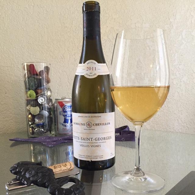 Vieilles Vignes Nuits-Saint-Georges Pinot Noir 2011