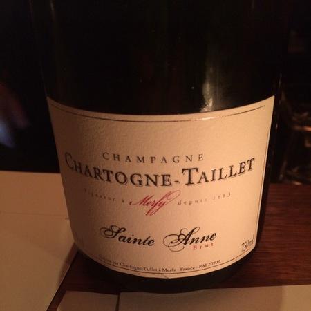 Chartogne-Taillet Sainte Anne Brut Champagne Blend NV
