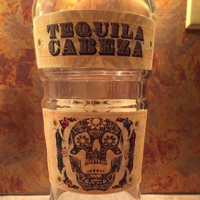 Tequila Cabeza NV (1000ml)