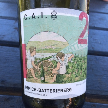 Immich-Batterieberg C.A.I. Riesling 2015