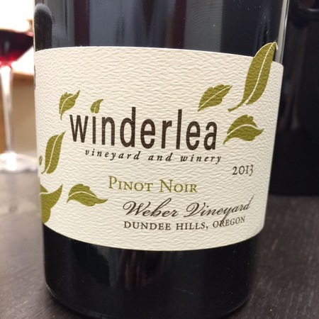 Winderlea Vineyard and Winery Shea Vineyard Pinot Noir 2014
