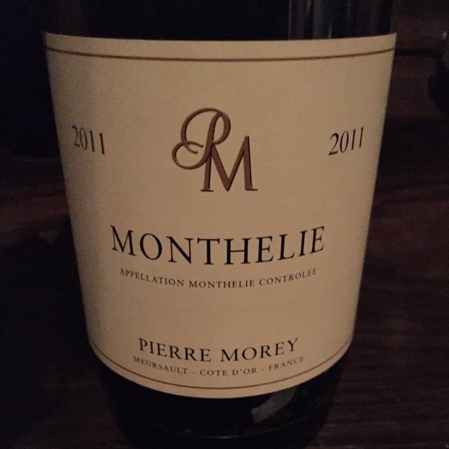 Monthélie Pinot Noir NV