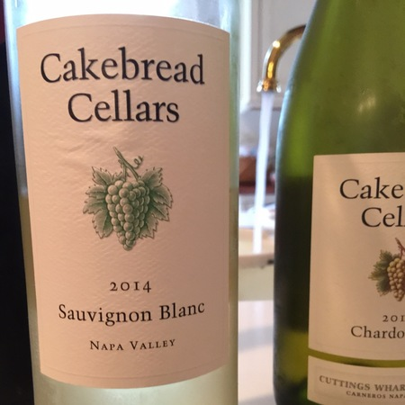 Cakebread Cellars Napa Valley Sauvignon Blanc 2014