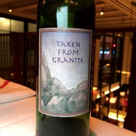 David Bowler Wine Taken From Granite New York White Blend 1996