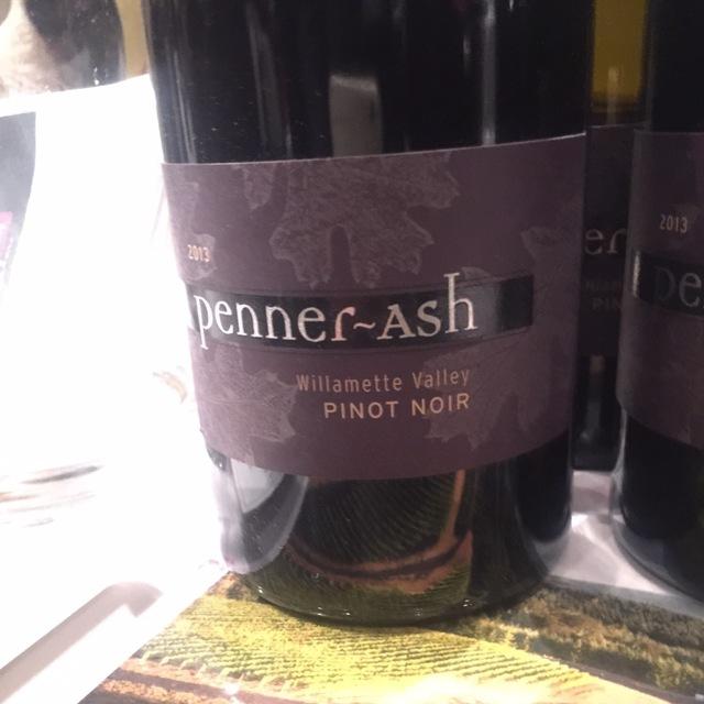 Willamette Valley Pinot Noir 2013