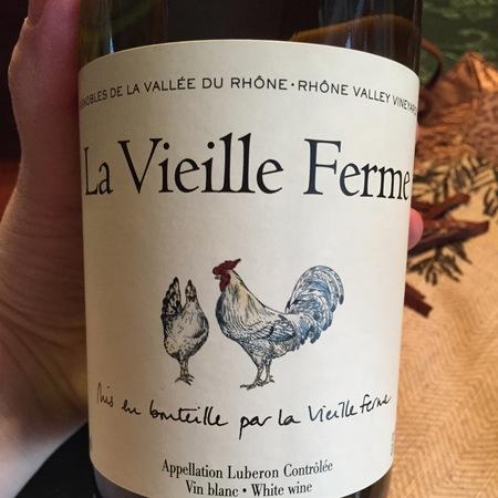 La Vieille Ferme (Perrin & Fils) Côtes du Ventoux White Rhône Blend 2015 (1500ml)