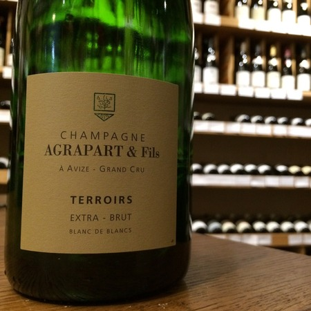 Agrapart & Fils (Pascal Agrapart) Terroirs Grand Cru Extra Brut Blanc de Blancs Champagne NV