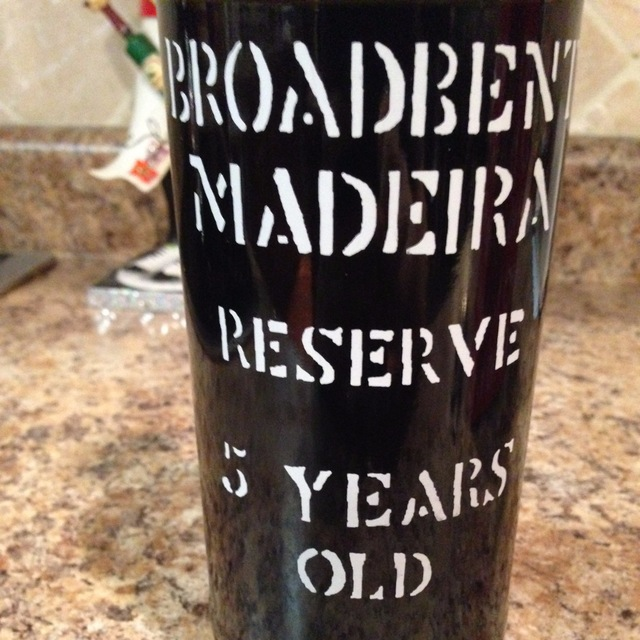 5 Years Old Reserve Madeira NV