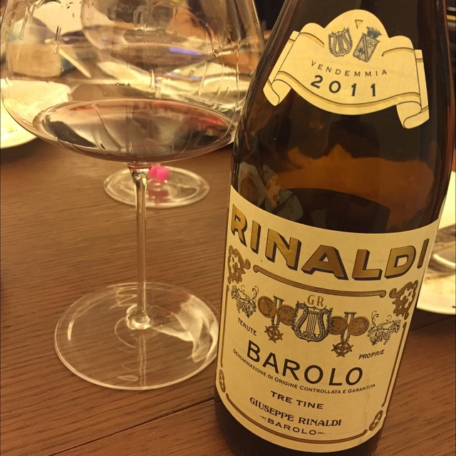 Tre Tine Barolo Nebbiolo 2011