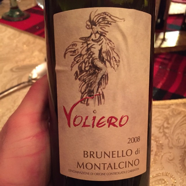Brunello di Montalcino Sangiovese 2011 (750ml 6bottle)