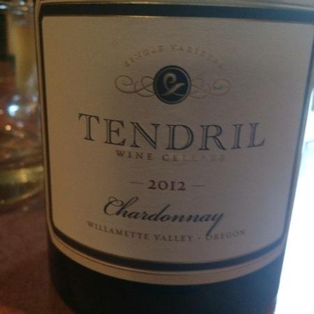 Tendril Wine Cellars Willamette Valley Chardonnay 2013