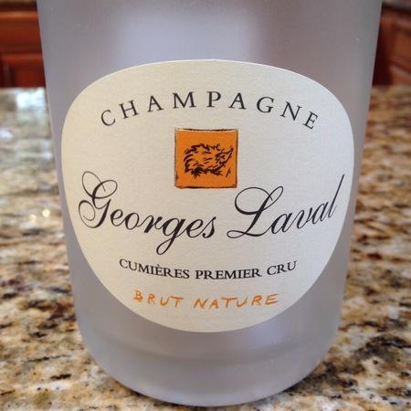 Georges Laval Cumières Brut Nature 1er Cru Champagne Rosé NV