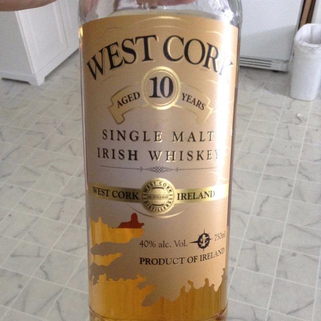 Aged 10 Years Single Malt Irish Whiskey NV