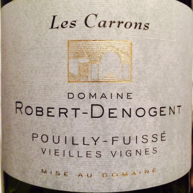 Les Carrons Vieilles Vignes Pouilly-Fuissé Chardonnay 2010