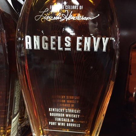 Angel's Envy  Kentucky Straight Bourbon Whiskey NV