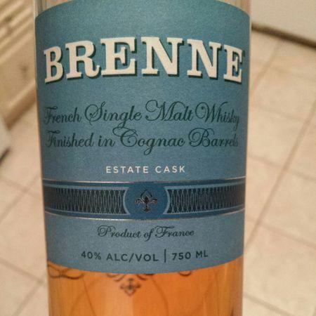 Brenne French Single Malt Whiskey NV