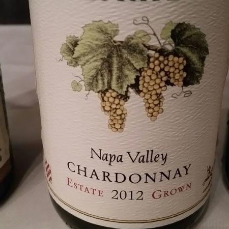 Grgich Hills Estate Napa Valley Chardonnay 2012 (1500ml)