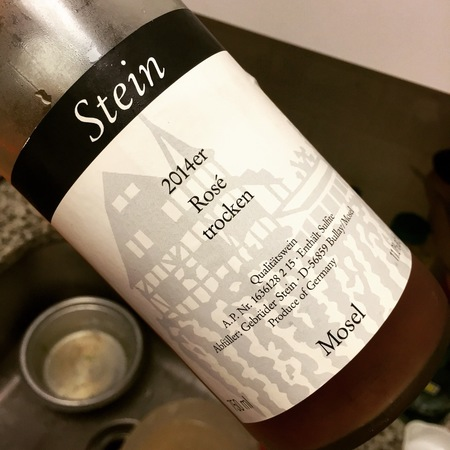 Wein-Erbhof Stein Trocken Riesling Rosé NV
