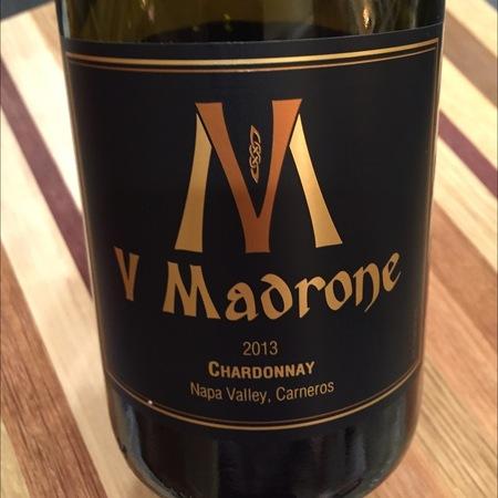 V Madrone Carneros Chardonnay 2014
