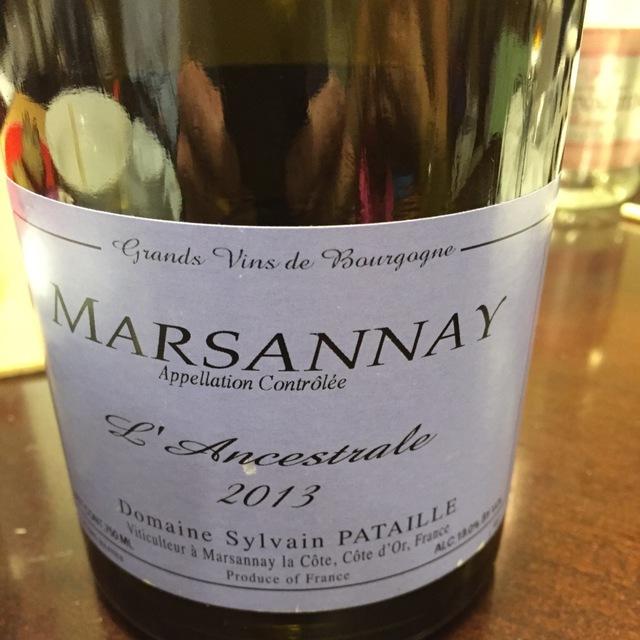 Clos du Roy Marsannay Pinot Noir 2013