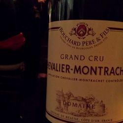 Chevalier-Montrachet Grand Cru Chardonnay