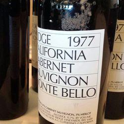 Monte Bello Estate Cabernet Sauvignon Blend