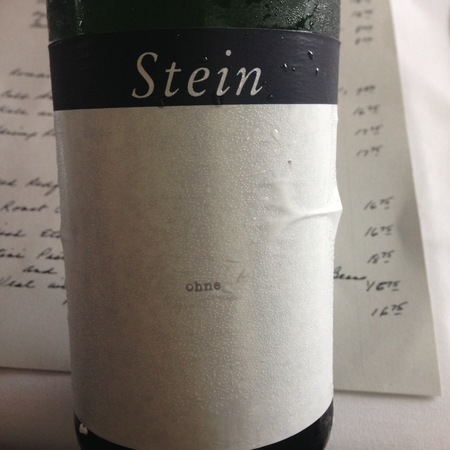 Wein-Erbhof Stein Ohne White Blend  2014