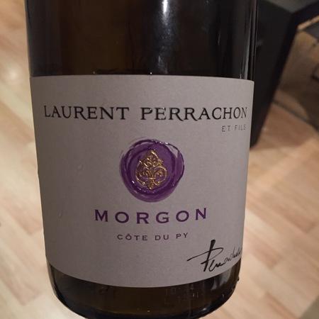Laurent Perrachon Laurent Perrachon Morgon Côte du Py 2014