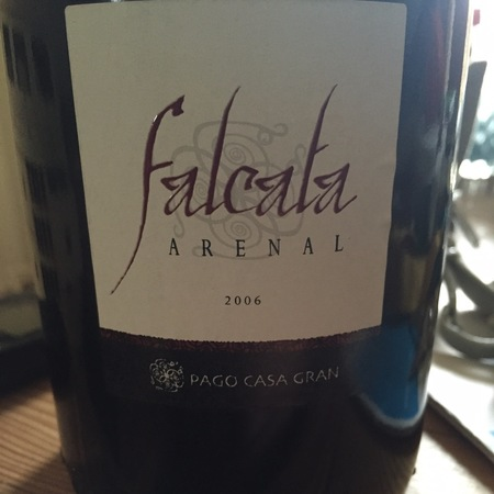 Pago Casa Gran Falcata Arenal 2012 (750ml 12bottle)