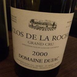 Clos de la Roche Grand Cru Pinot Noir