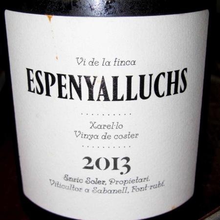 Enric Soler Espenyalluchs Vinya de Coster Xarello 2014