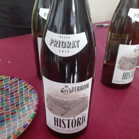 Terroir Historic Priorat Red Blend 2015