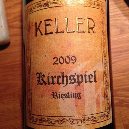 Weingut Keller Kirchspiel Grosses Gewächs Riesling 2009