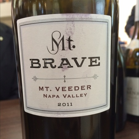 Mt. Brave Mt. Veeder Cabernet Sauvignon NV