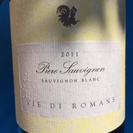 Vie di Romans Piere Sauvignon Sauvignon Blanc 2014